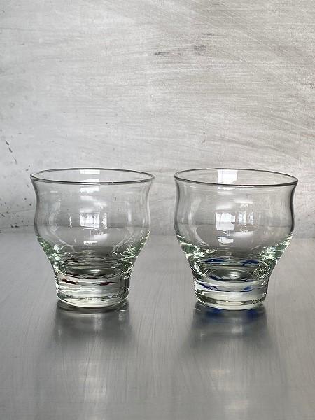 浮色グラス【再生ガラス工房 てとてと】