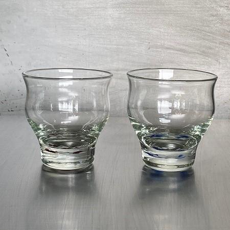 浮色グラス